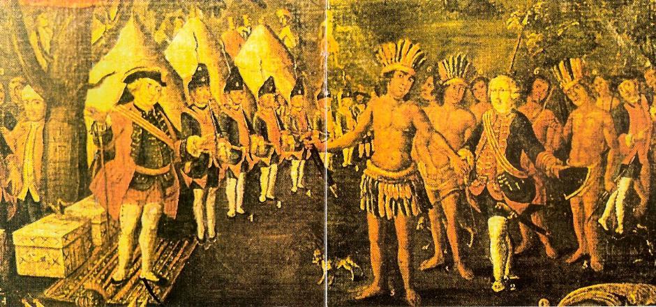 La paz de La Cangayé y la soberanía indígena chaqueña – Revista Bohemia